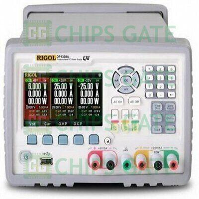 1pcs New Rigol Dp1308a Programmable Dc Power Supply 80w 6v5a025v1a025v1a