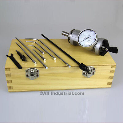 Coaxial Centering Indicator Co-ax Precision Milling Machine Test Dial Cnc