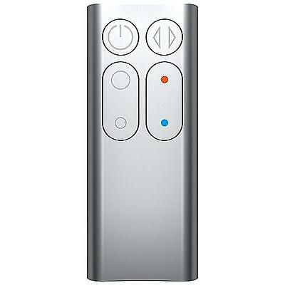 Genuine Dyson AM05 Fan Heater Remote Control - Silver