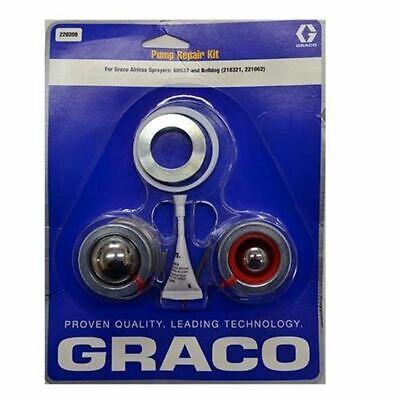 220399 - Graco Pump Packing Repair Kit For Bulldog 301 And Gh533