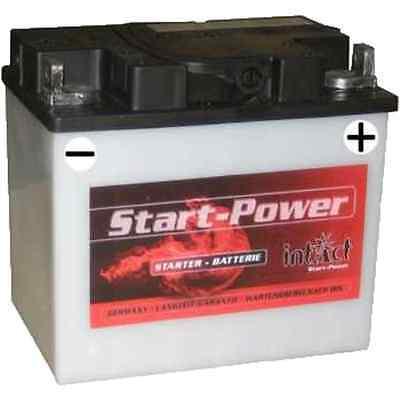 INTACT Motorradbatterie 12V 30Ah 53030 Y60-N30L-A C60-N30L-A z.B  BMW K 100