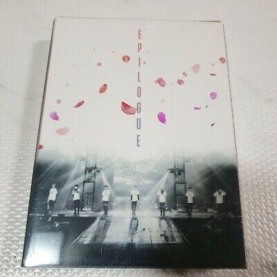 BTS 2016 Live on Stage: Epilogue Concert 3 DVD SET Korea Version without PC