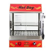 "*NEW* BullsEye Hot Dog Steamer ""HOT STATION"""