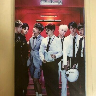 BTS Special Album Young Forever Dope Unit  Photocard Limited Rare