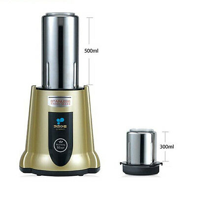 Blender Mixer KitchenArt KAM-7015 Multi Function Compact Size AC220 300&500ml