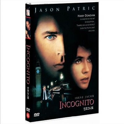 Incognito (1998) DVD - Irene Jacob (New & Sealed)