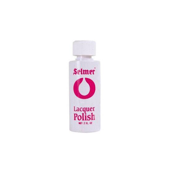 Selmer 2977 Cream Lacquer Polish, 2oz Bottle
