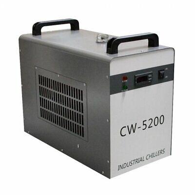 60hz Cw-5200dg Industrial Water Chiller F Co2 Laser Tube Engraving Device 110v