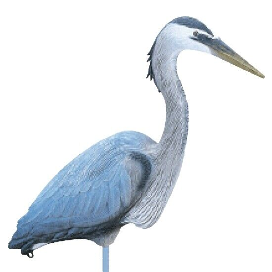 Flambeau Great Blue Heron Confidence Decoy