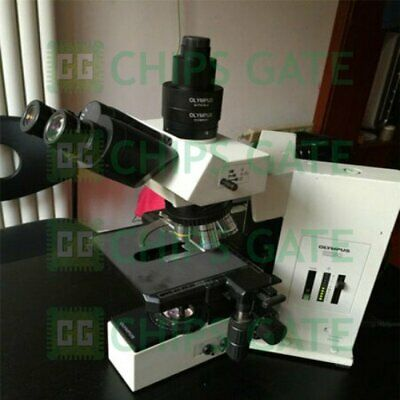 1pcs Used Olympus Metallographic Microscope Bx50 Object Lens 51040100 Teste