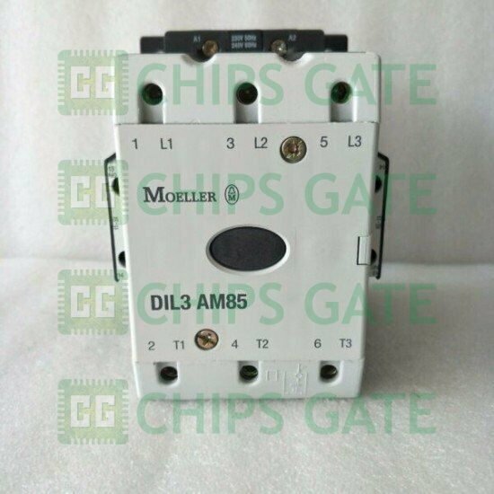 1PCS NEW EATON MOELLER Contactor DIL3AM85 Fast Ship