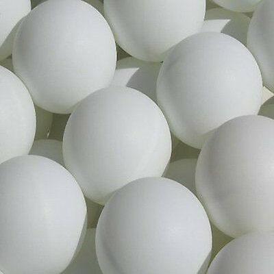 6PC Table Tennis Balls Ping Pong White Sports *CHEAPEST*