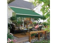 Greenbay AWNING ~ 3.5 x 2.5 metres ~ New & boxed (wrong size purchased)