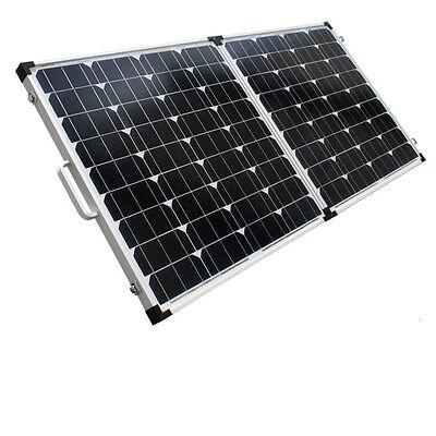 RICH SOLAR 120W Folding Solar Panel Kit Monocrystalline Complete Set