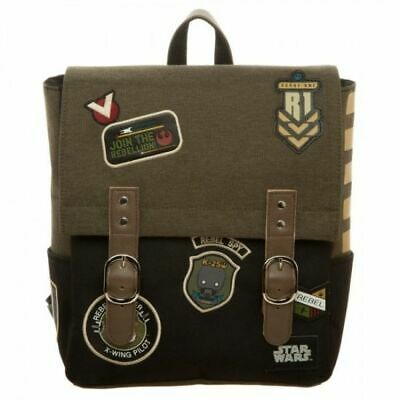 "Star Wars Rogue One Rebel Mini Backpack 11.5 x 11"" comprar usado  Enviando para Brazil"