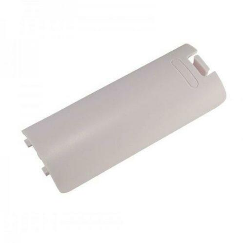 Wii Remote Battery Cover (White)