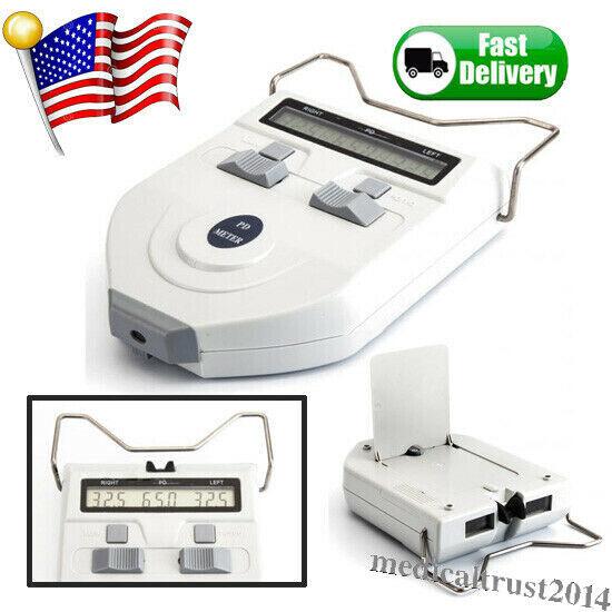 LCD Optical Digital Pupilometer PD Pupil Meter Optometry Equipment Measurement