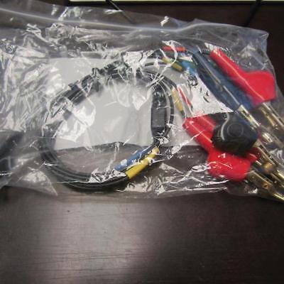 Jdsu Viavi 21117974-001 Ultrafed-cb-bon Cable Assy Rj45 To 7 Clip Lead Bon
