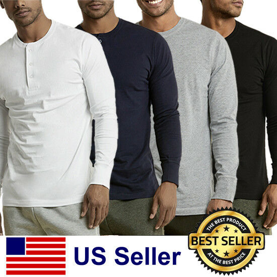 new mens henley shirt t shirts shirts