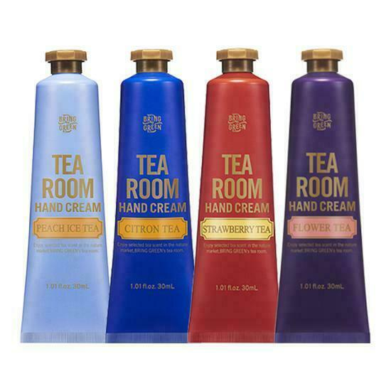 Bring Green Tea Room Hand Cream 30ml