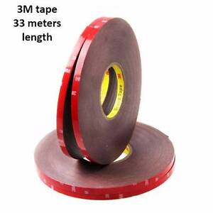 3M Double Sided Tape Automotive Grade Mansfield Park Port Adelaide Area Preview