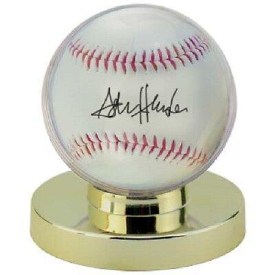 1 Ultra Pro Brand Gold Base Ball Baseball Holder Display Case New Sealed