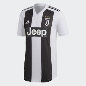 Juventus Home 2018-19 Official Jersey by Adidas (Ronaldo 7)