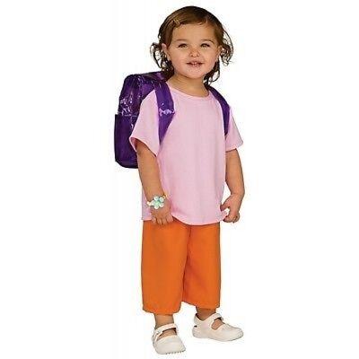 Mädchen Kind Nickelodeon Jr. Dora The Explorer - Dora Explorer Kostüm