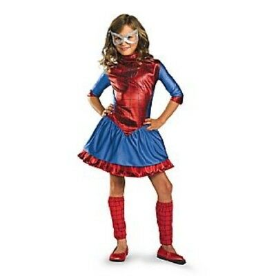 Girls Child Women Of Marvel Spiderman Deluxe Spidergirl - Spiderman Costumes For Girls
