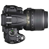 Premium Condition Nikon D5100 Camera Lens and all