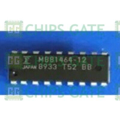 4pcs Mb81464-12 Mos 262144 Bit Dynamic Random Access Memory Dip18