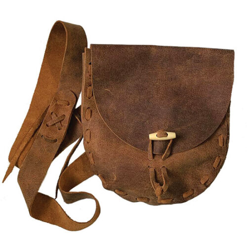 RMC Ox-Yoke Hand Laced Possible Bag (ML098)