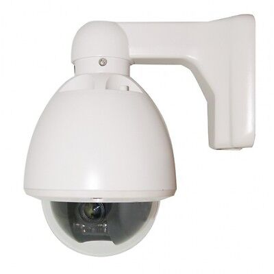 Mini CCTV Vandal Proof 480TVL Analog Speed Dome PTZ Camera IP66 10x Zoom 12V for sale  Shipping to India
