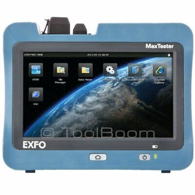 Exfo Maxtester 715b Optical Time Domain Reflectometer Otdr