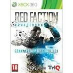 Red Faction Armageddon commando & Recon edition (Xbox 360...