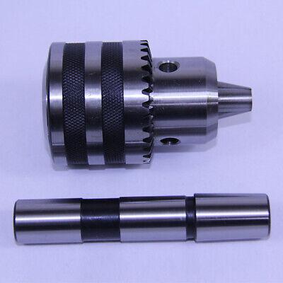 SHARS 3//4 Heavy Duty Sleeve Bearing Key KEYED Drill Chuck 3JT R8 Arbor Shank 202-5006+1335 P