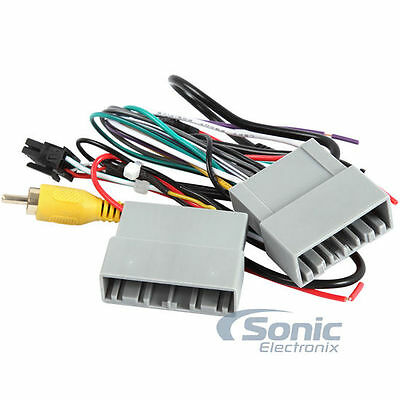 Metra 70-1731 Wire Harness to Connect Aftermarket Stereo for 2016 Honda Civic