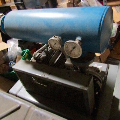 Gardner Denver Sutorbilt 2mp Gaamcp 5 Hp Vacuum Displacement Vaccum Pump Compr