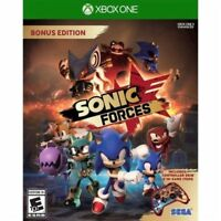 Sonic Forces Bonus Edition for Xbox One-BRAND NEW