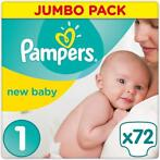 Incompleet - Pampers New Baby - Maat 1 (New Born) 2-5 kg ...