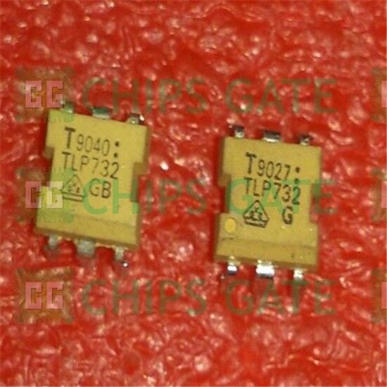 8PCS TLP732 Encapsulation:DIP,OFFICE MACHINE HOUSEHOLD USE EQUIPMENT SOLID