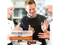 Junior and Senior Sous Chef - Immediate start - Good salary