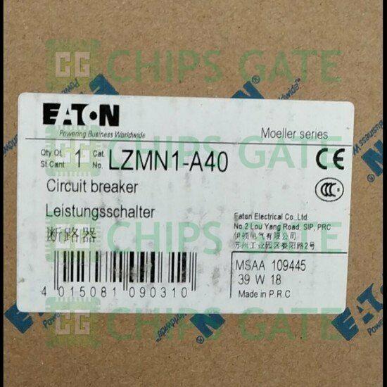 1PCS NEW Eaton Moeller LZMN1-A40 Contactor Fast Ship