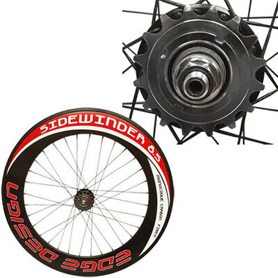 Cerchio bici corsa Rigida DP 18 CSB 32 h nero vintage clinchers rims bike 700c