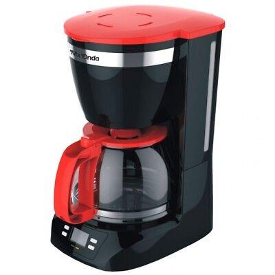 Cafetera Goteo MxONDA MXCE2258 para 10 Tazas Programable con Jarra