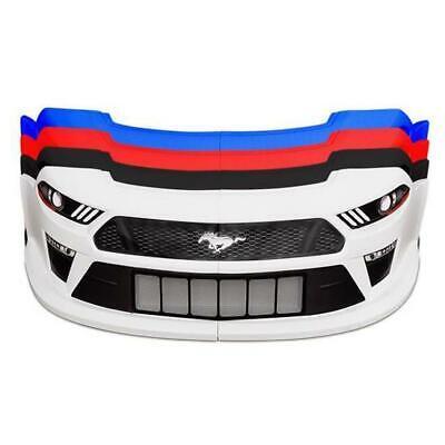 Performance Bodies PER462040 2019 Mustang Nose, Black