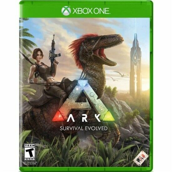 Ark survival evolved Xbox one