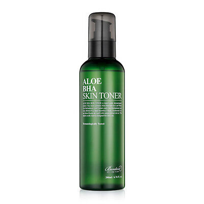 Benton Aloe BHA Skin Toner (200ml 6.7 oz) Korean Cosmetics