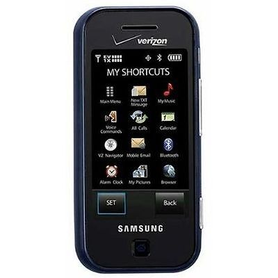 Glyde Phone - Samsung Glyde SCH-U940 3G Qwerty Camera touchscreen Phone - Verizon, Page plus