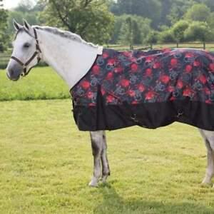 Skull Horse blanket